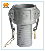 China Supplier Die-Casting Aluminum Quick Connect Hose Coupling