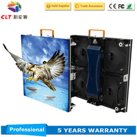 2.5mm Pixel Pitch P2.5 Indoor Ultra thin 67mm Fixed LED Screen High-end Wall Vedio Display