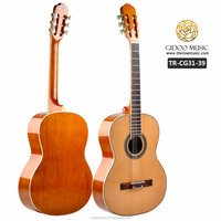 china made high end hand made classical guitar