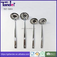 Tander all kinds of ladle plastic kitchen gadgets kitchen cooking ware item