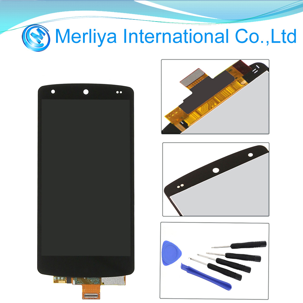 Wholesale price lcd touch digitizer assembly for lg google nexus 5 d820