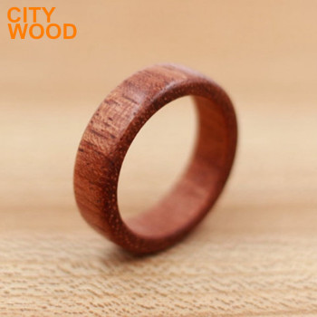 Custom Wood Ring for women