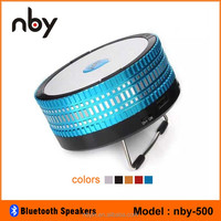 High quality low price mini mobile bluetooth speakers support handsfree call