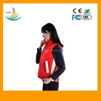 high quality heated working tool vest,make winter works warmer