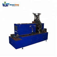 Hot selling automatic steel wire coil nail making machine