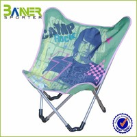 outdoor use Multicolor yoga folding chair