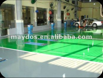 Maydos Heavy Duty Resistance Epoxy Floor Coatings