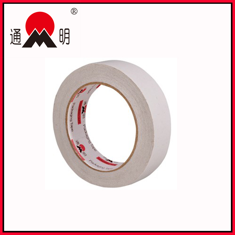 Economic and Reliable double sided gum velcro tape Customized