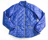 Stock apparel winter cheap clothing women's short jackets