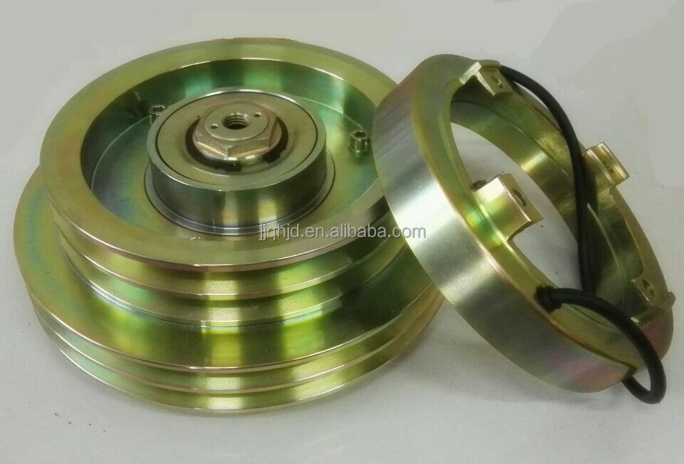 LANG FKX40 AC MAGNETIC CLUTCH, YOUNG MAN BUS, KINGLONG, YUTONG BUS