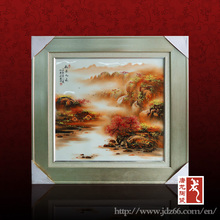 Fine Quality Hand-painted Home Decoration Painting Wall Art