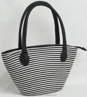 ladies beach grace straw bag