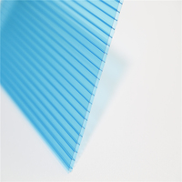 6mm hollow sheet polycarbonate prices