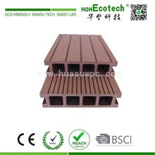 Hohecotech tongue and groove wood plastic composite decking floor