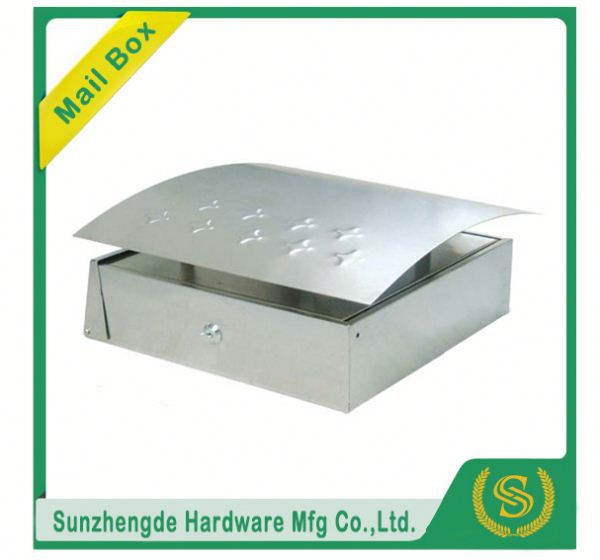 SMB-007SS Customize High Quality Metal Frame 50 18 Door Hotel Mailboxes