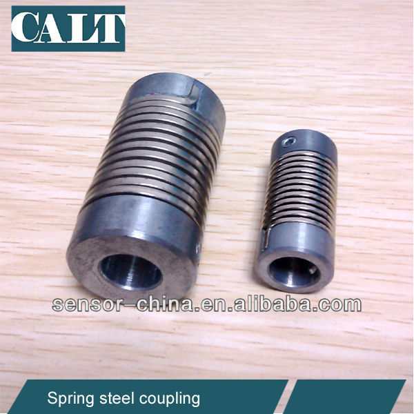 exhaust metal flexible spring coupling