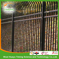 Galvanized Steel Fence For Garden And