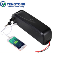 Factory Hot sale e-bike battery hailong 36v 500w ebike battery pack for electric bike battery with 15ah