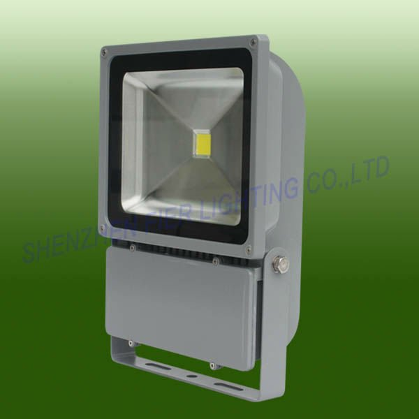 50,000hours life 3 years warranty 10-200w led reflector lamp outdoor AC85-265V with CE&Rohs for industrial