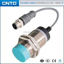 CNTD Quality Control Moderate Price AC 2 Wire 15mm Sensing Distance Inductive proximity sensor CJY30-15KAR
