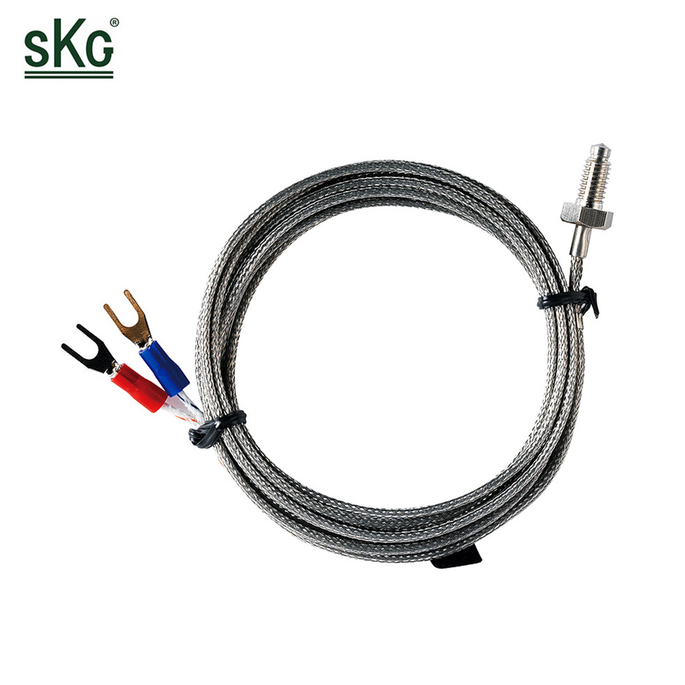 New Product Promotional M6 <strong>J</strong> K Type Screw Thermocouple With Sensor