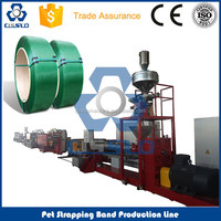 CE standard pet strap belt making production line