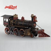 Antique Style Metal Train/