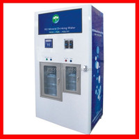 New design factory ODM/OEM high quality easy coins/bills/ic card operated Outdoor Pure Water Vending Machine for commercial use