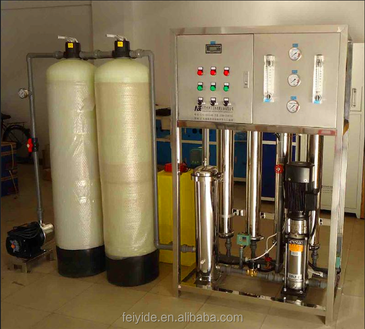 Feiyide DI Water Machine Electroplating Equipments for Water Treatment plant