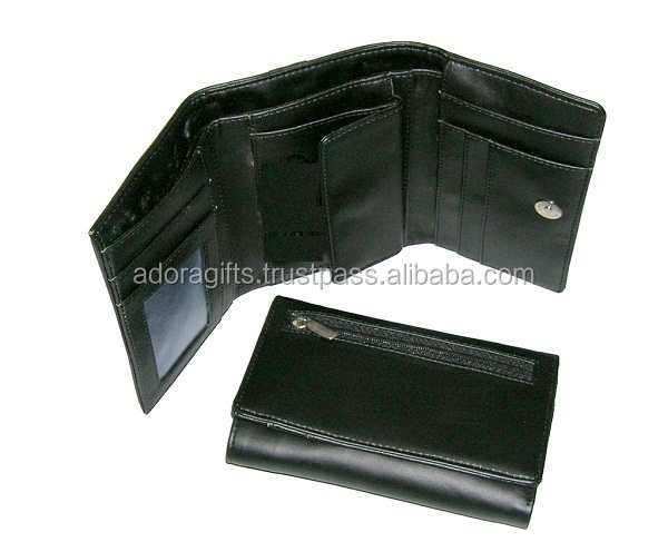 ADALW - 0008 debossed logo wallet / Fashion Elegant Card Cash Holder Lady Purse Woman Wallet Bag Billfold