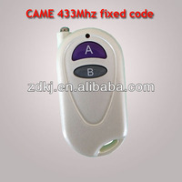universal 2 button swimming pool light remote control 433mhz