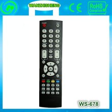 Jumbo Large Universal Television Remote Control with big buttons made in China