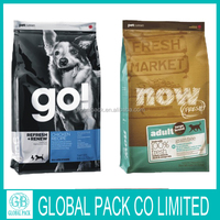 Manufacturer supply dog food plastic packing bag