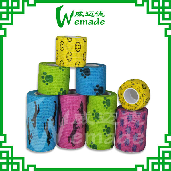 Hand Tearable Non Woven Cohesive bandage/Wrap China manufacturer !!