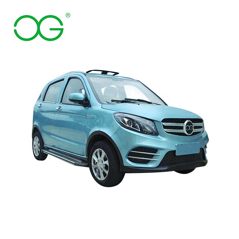 China Factory Cool Adult 4 Wheel Electric New <strong>Car</strong> 72v 4000w Electric Automobile Energy Vehicle SUV