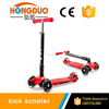 Wholesale folding kick scooter, push scooter with big wheel