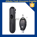Black Electronic passive cylinder key lock for cabinet with bluetooth control