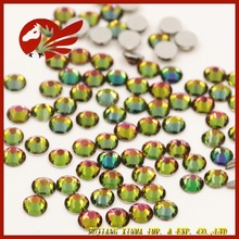 2017 Top Quality Wholesale Sparkling Non Hot Fix Rhinestone For Nail Art
