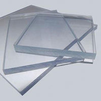 High density plexiglass sheets for outdoor building