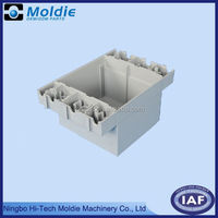 POM material plastic moulding process parts