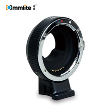 Commlite Photography Equipment Electronic AF Lens Mount Adapter for Canon EF/EF-S lens to M4/3 Camera, BMPCC
