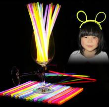 battery operated neon star vocal concert party glow sticks crown