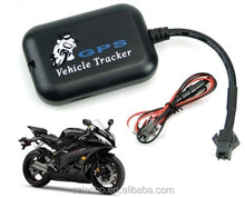 new Mini GPS GSM GPRS Tracking SMS Real Time Vehicle Motorcycle Bike Monitor Tracker