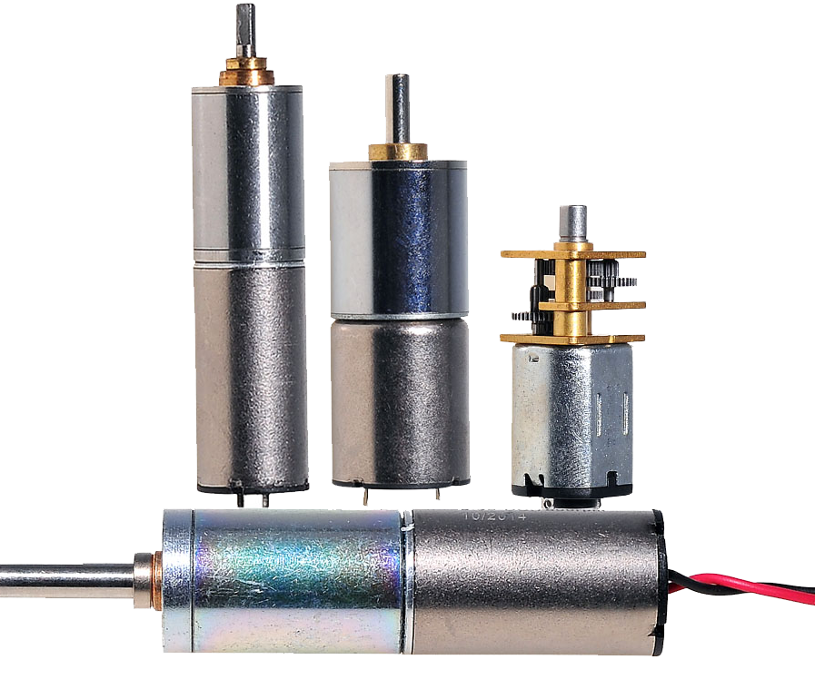 8mm 12mm 8V electric dc precision motor with metal gearbox