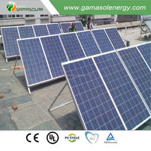 China manufacture GAMA SOLAR suntech factory direct sale color solar panel in with high efficieccy