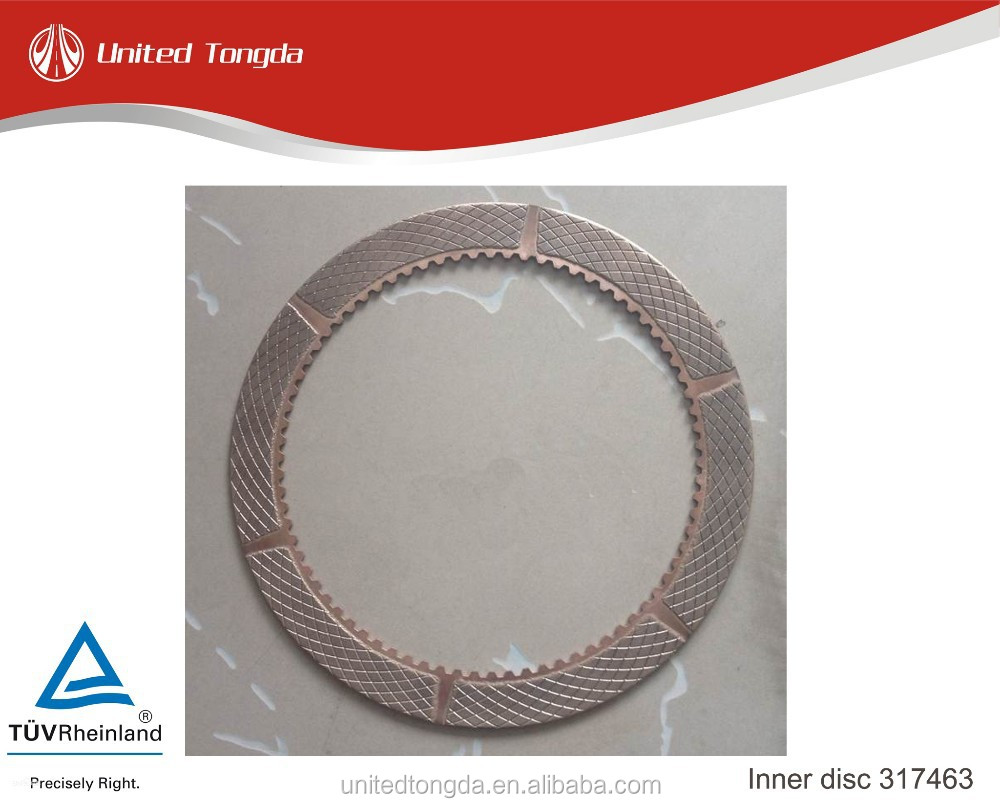 Scania truck 317463 Copper-based Sinter Friction Inner Disc