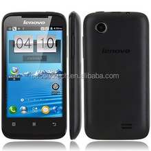 Lenovo A369 mobile phone 4.0 inch MT6572 Dual Core Android 2.3 3G WIFI Camera Smart phone