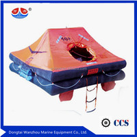 SLOAS Approved Inflatable Life Raft/Y type life raft