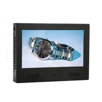 "7"" Wall Mounting Small LCD Elevator Display Screen"