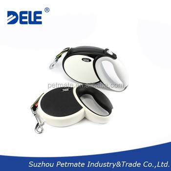 2015 hot sell 7M retractable Dog Leash with soft handle